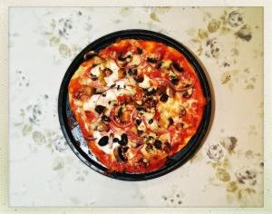 Pizza round